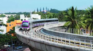 Namma Metro-Adding miles of joy to the lives of a million